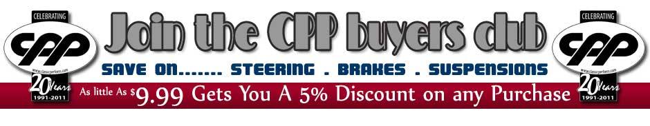 Car and truck discount parts