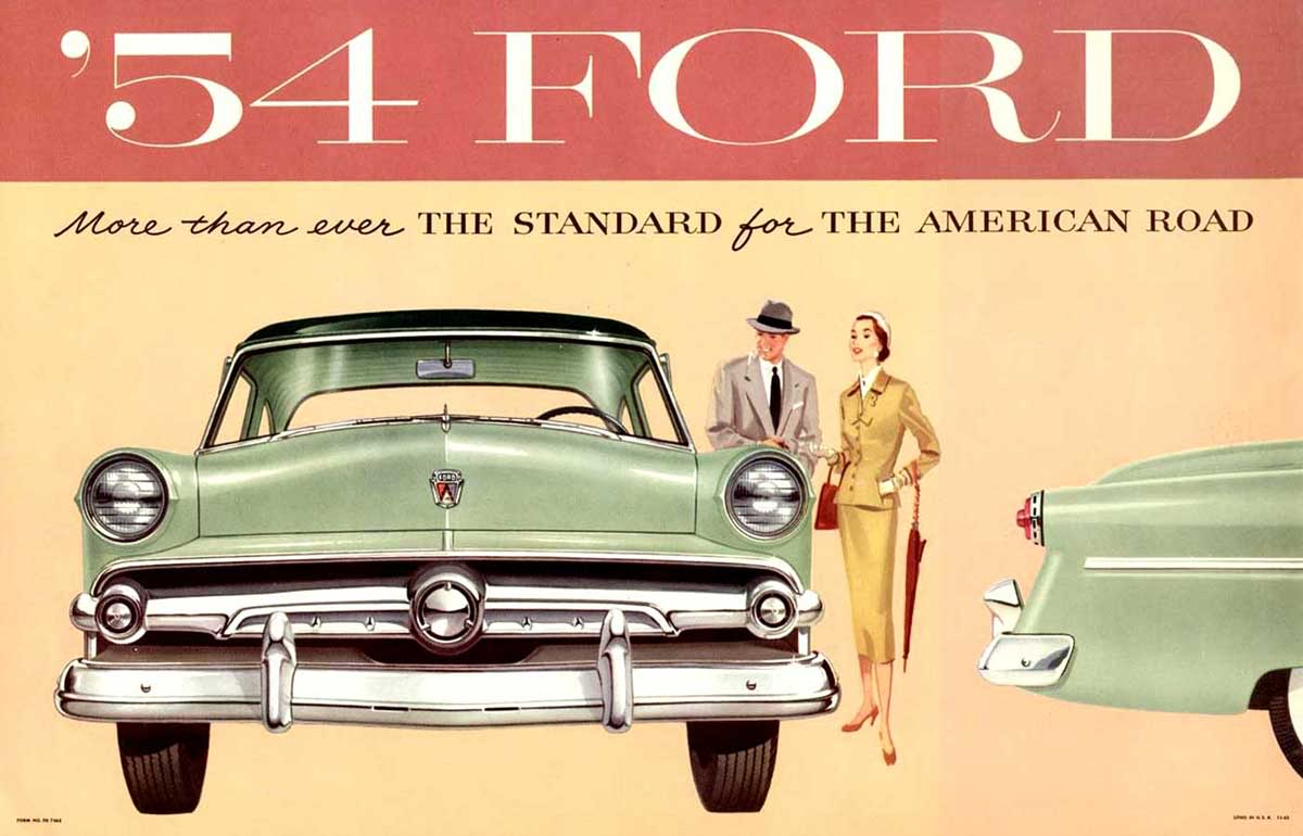Perfect Old Ford Ads Ensign - Classic Cars Ideas - boiq.info
