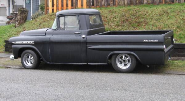 1959 Chevrolet Apache Fleetside